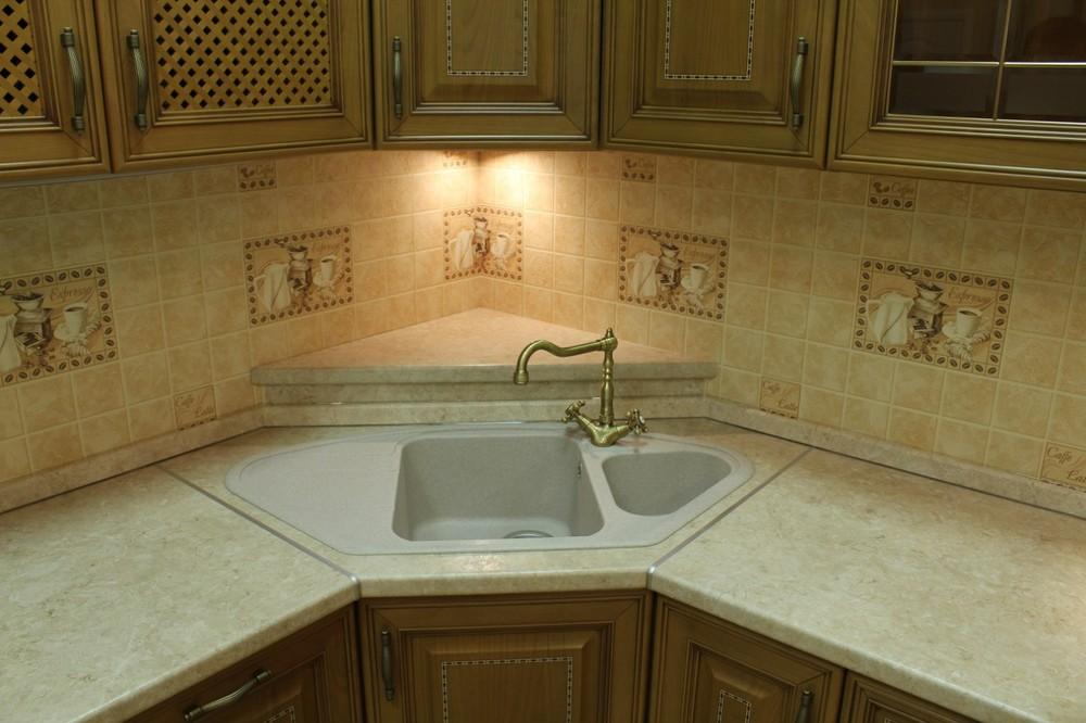 Дорогие и элитные кухни-Кухня из массива «Модель 127»-фото9