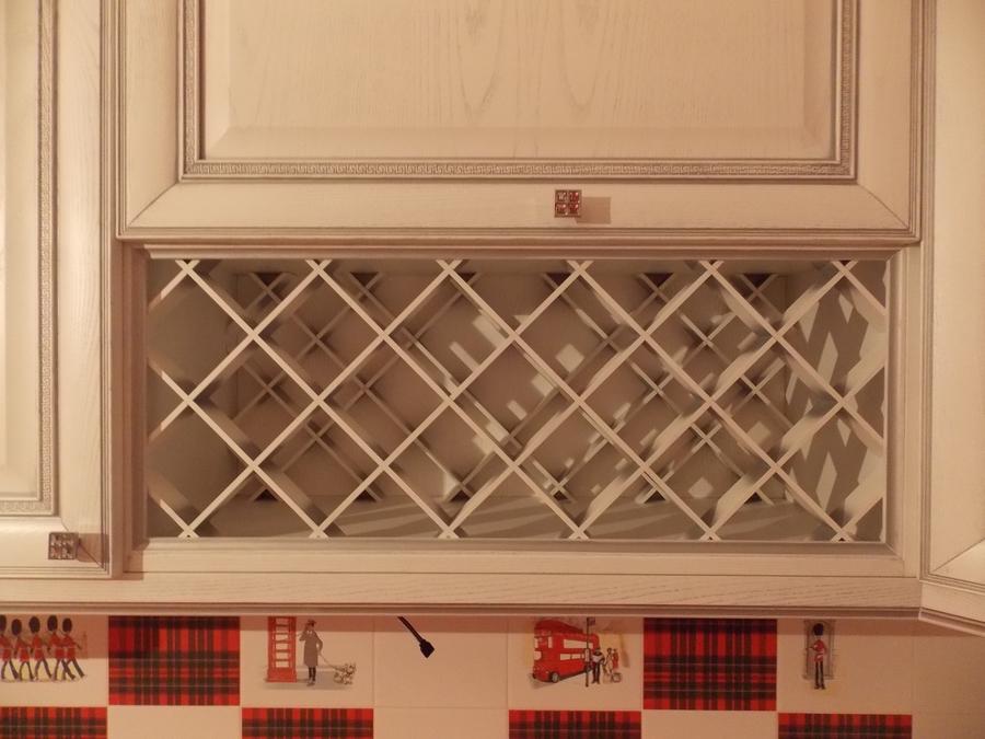 Встроенная кухня-Кухня из шпона «Модель 13»-фото6