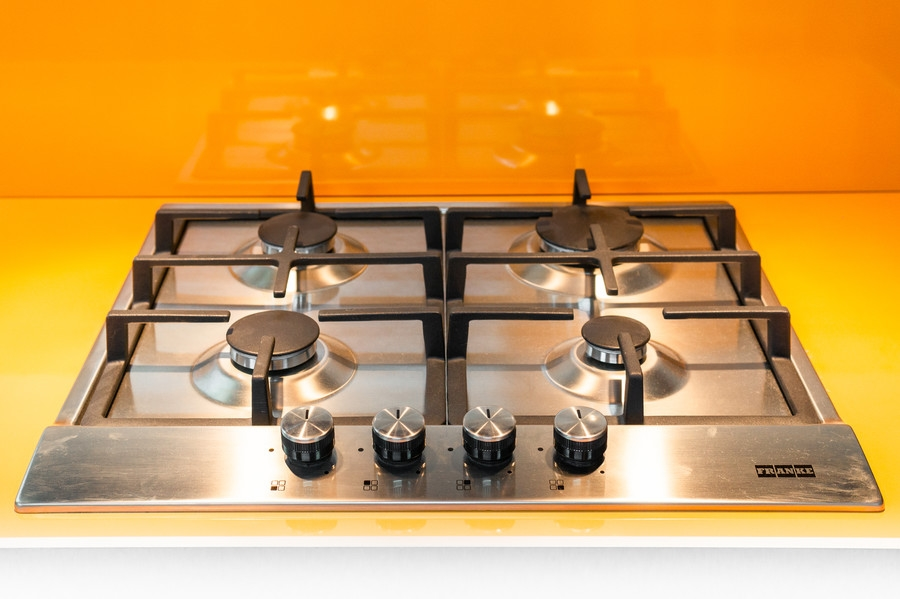 Глянцевые кухни-Кухня МДФ в ПВХ «Модель 44»-фото8