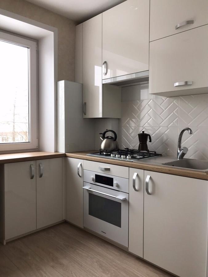 Акриловые кухни-Кухня из акрила «Модель 181»-фото3
