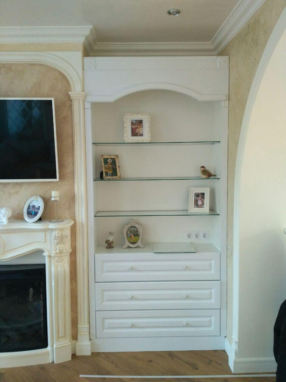 Гостиные-Стенка в гостиную «Модель 7»-фото2