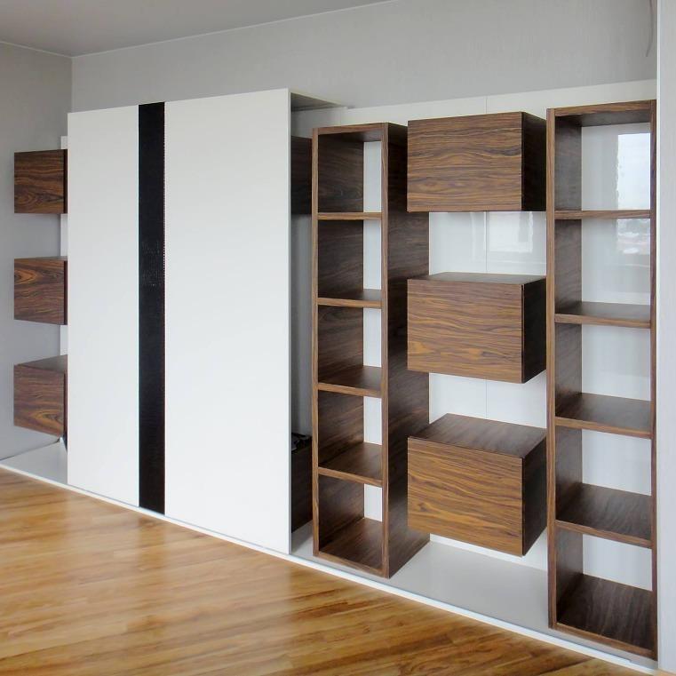 Гостиные-Шкаф-стенка «Модель 76»-фото1