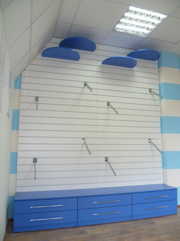 Детский магазин-Мебель для магазина «Модель 55»-фото9