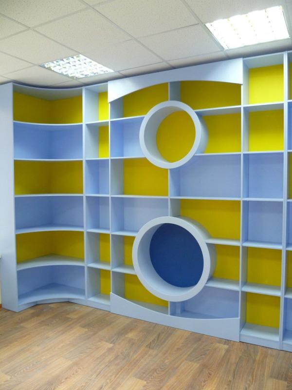 Детский магазин-Мебель для магазина «Модель 55»-фото1