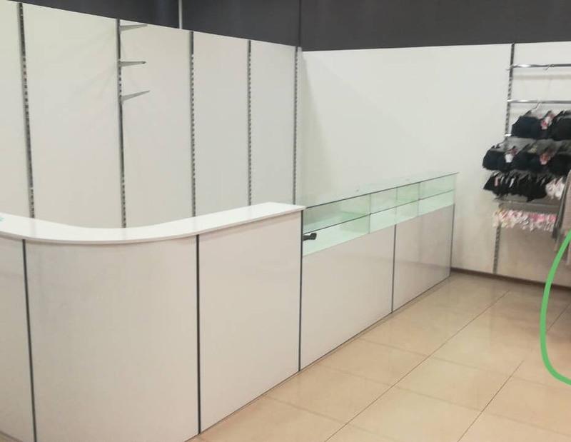 Торговая мебель-Мебель для магазина «Модель 31»-фото1