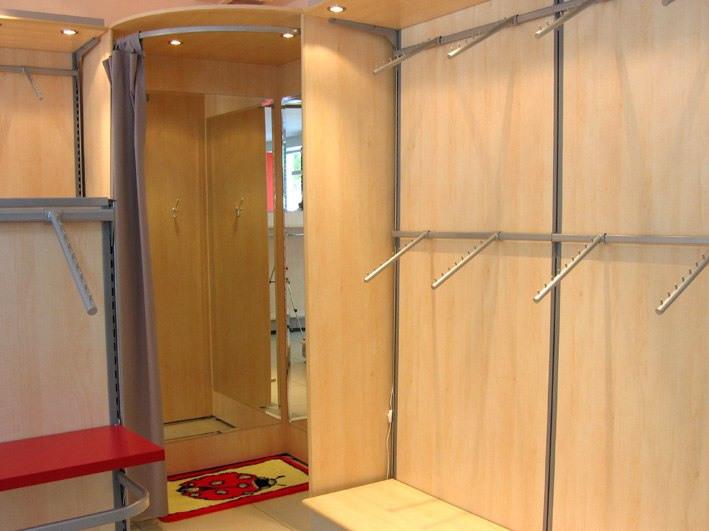 Магазин одежды-Мебель для магазина «Модель 30»-фото1