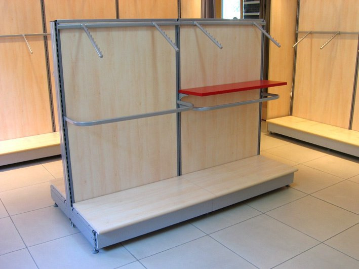 Магазин одежды-Мебель для магазина «Модель 30»-фото2