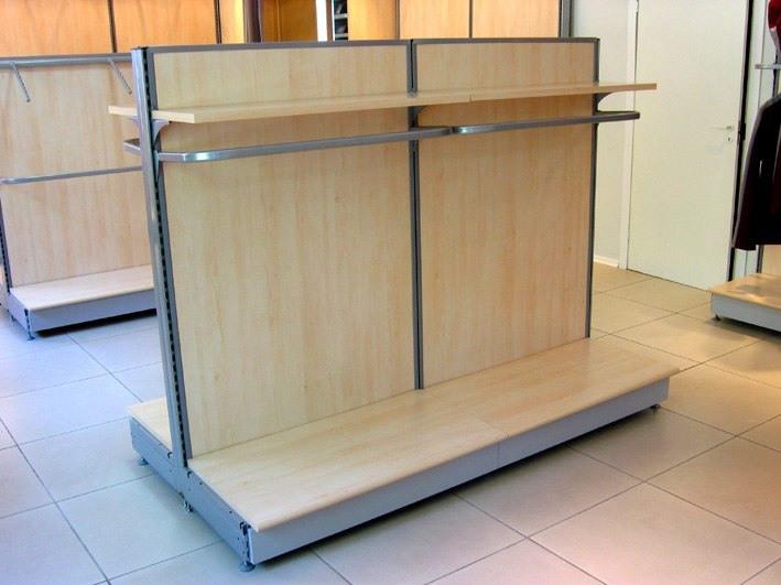 Магазин одежды-Мебель для магазина «Модель 30»-фото3