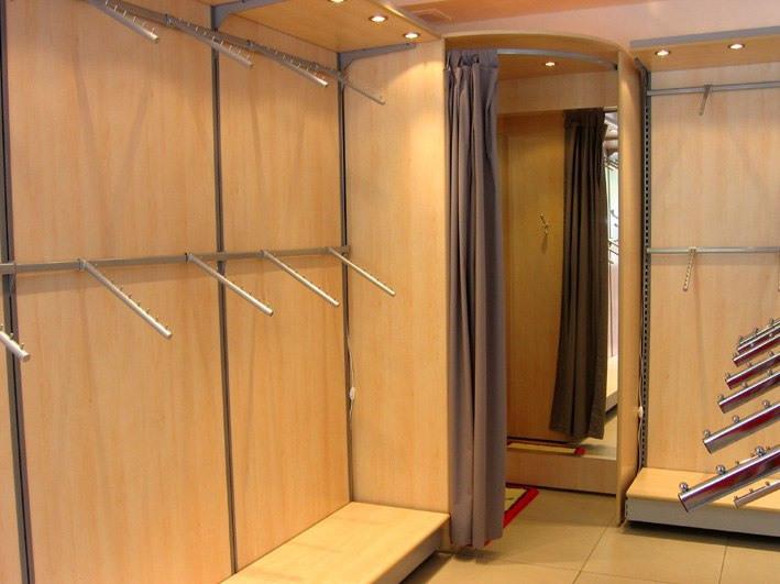 Магазин одежды-Мебель для магазина «Модель 30»-фото4