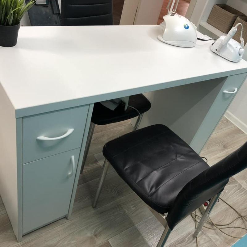 Маникюрный салон-Мебель для салона «Модель 122»-фото2