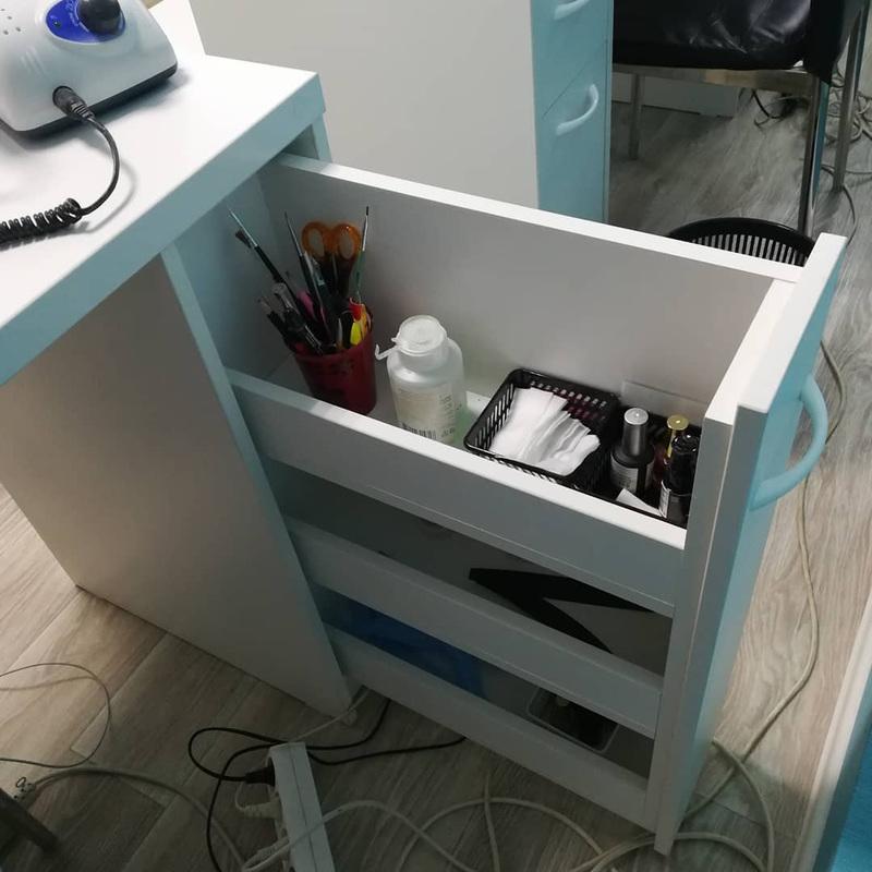 Маникюрный салон-Мебель для салона «Модель 122»-фото3