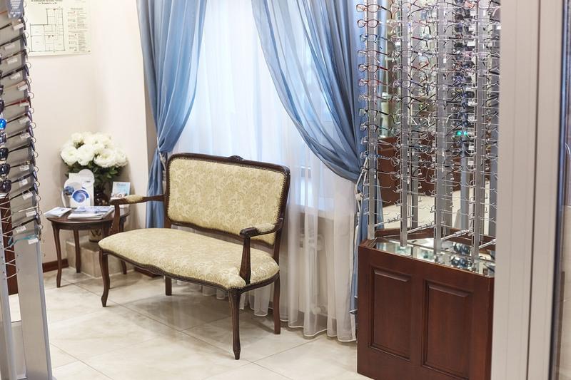 Торговая мебель-Мебель для оптики «Модель 206»-фото1