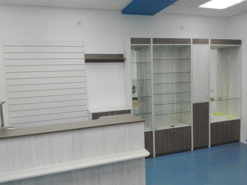 Торговая мебель-Мебель для оптики «Модель 198»-фото4