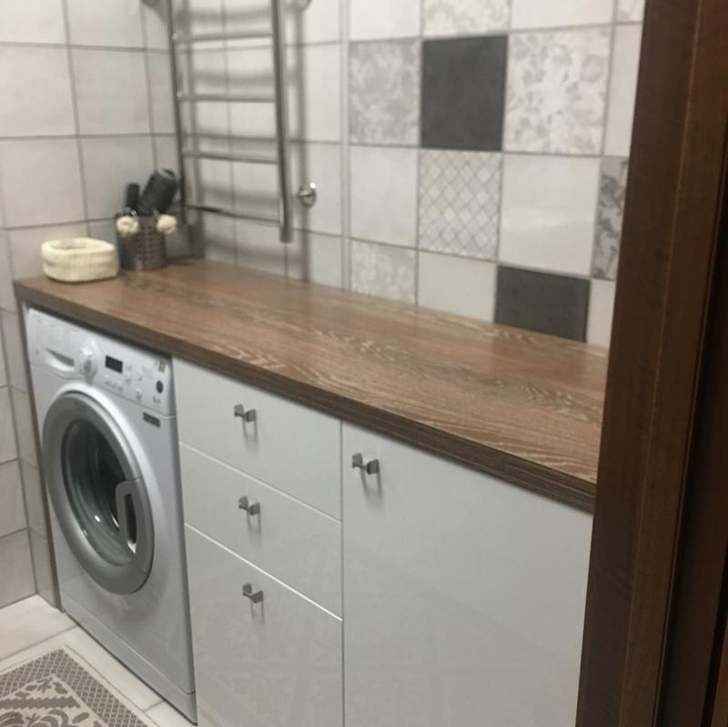 Мебель для ванной комнаты-Мебель для ванной «Модель 25»-фото2