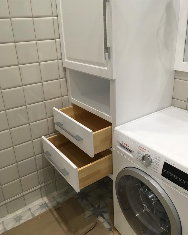 Мебель для ванной комнаты-Мебель для ванной «Модель 2»-фото3