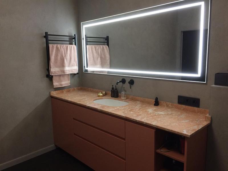 Мебель для ванной комнаты-Мебель для ванной «Модель 16»-фото1