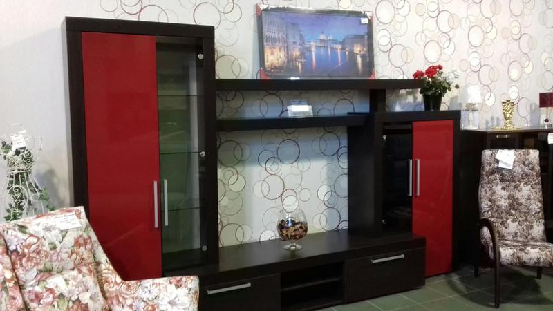 Гостиные-Стенка в гостиную «Модель 70»-фото2