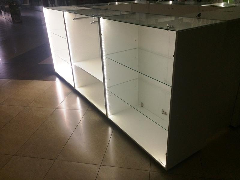 Торговая мебель-Торговый островок «Модель 244»-фото6