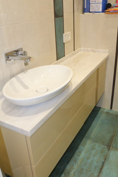 Мебель для ванной комнаты-Мебель для ванной «Модель 83»-фото4