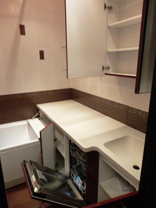 Мебель для ванной комнаты-Мебель для ванной «Модель 64»-фото3