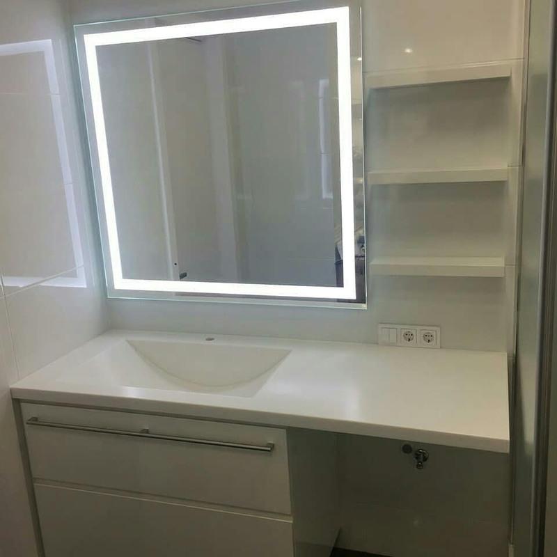 Мебель для ванной комнаты-Мебель для ванной «Модель 71»-фото1