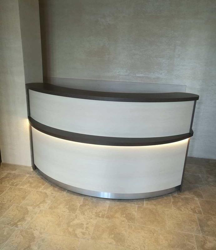 Офисная мебель-Офисная мебель «Модель 140»-фото1