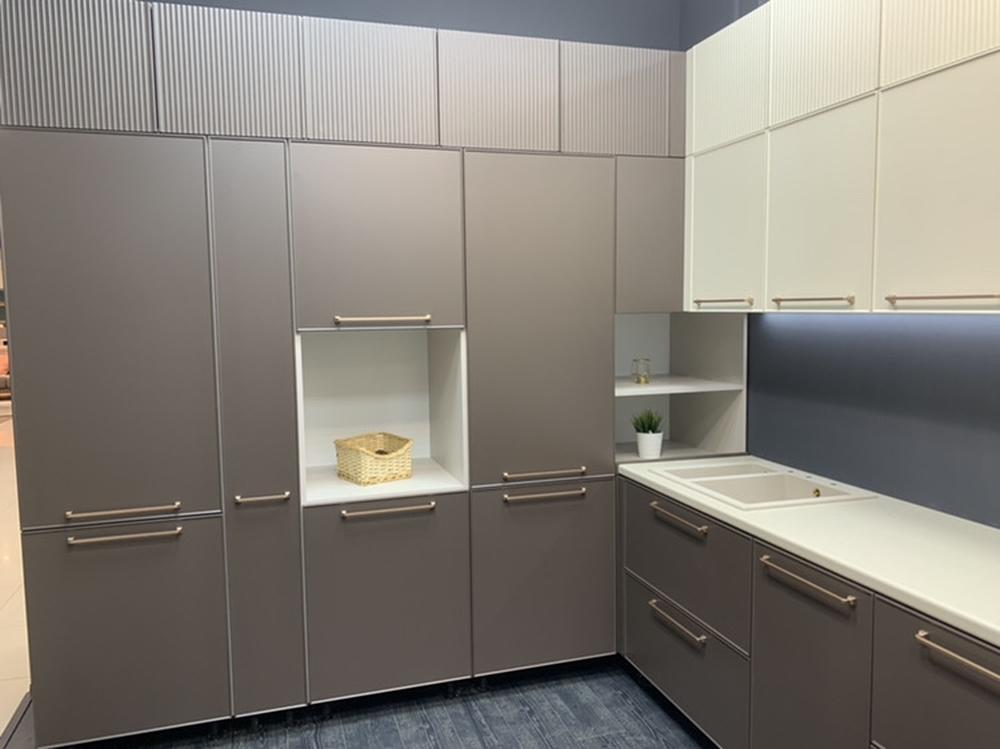 Купить кухню-Кухня МДФ в пластике «Модель 551»-фото3