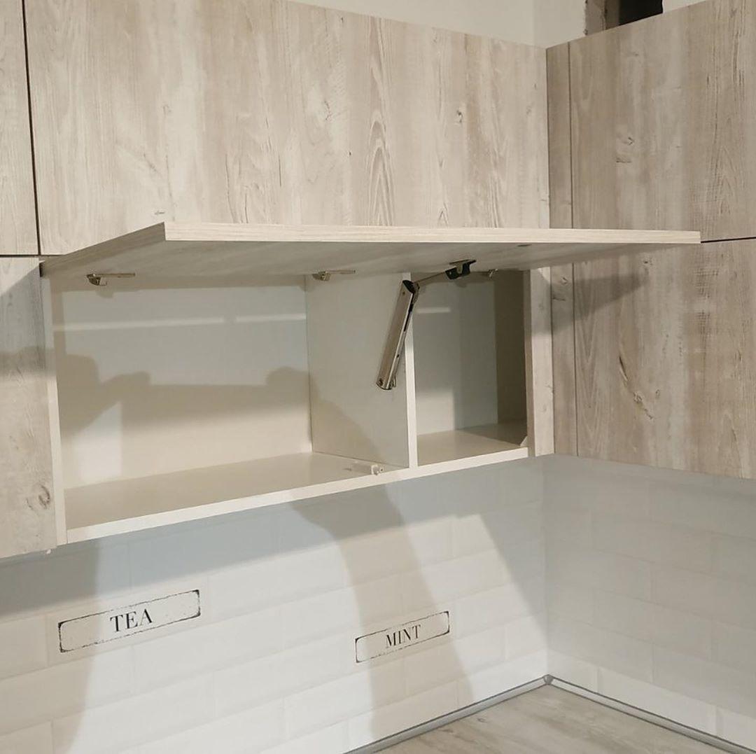 Белый кухонный гарнитур-Кухня из ЛДСП «Модель 626»-фото4