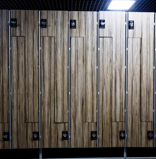 Торговая мебель-Мебель для фитнеса «Модель 166»-фото14