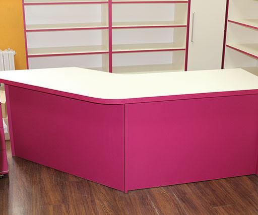 Торговая мебель-Мебель для магазина «Модель 180»-фото4