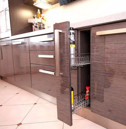 -Кухня МДФ в ПВХ «Модель 116»-фото25