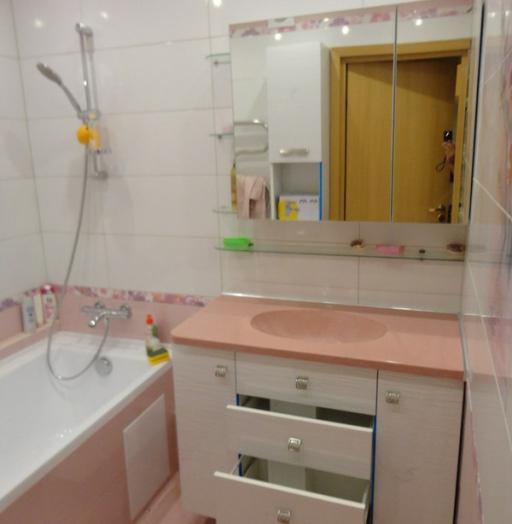Мебель для ванной комнаты-Мебель для ванной «Модель 15»-фото4
