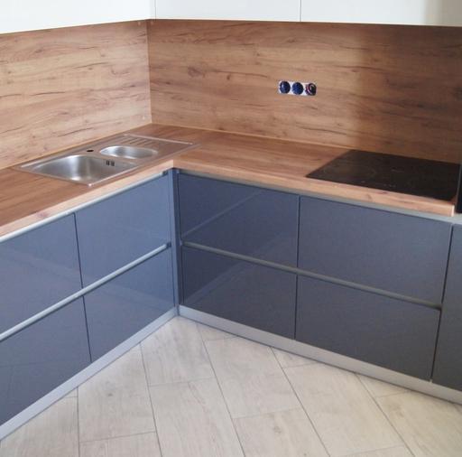 -Кухня МДФ в эмали «Модель 230»-фото28