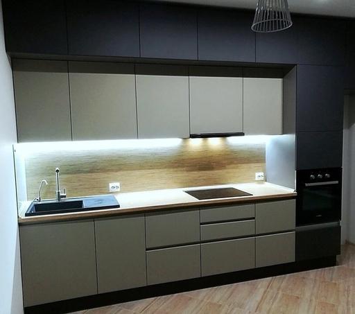 -Кухня МДФ в ПВХ «Модель 99»-фото18