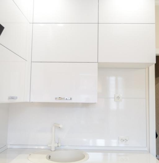 -Кухня из пластика «Модель 142»-фото12