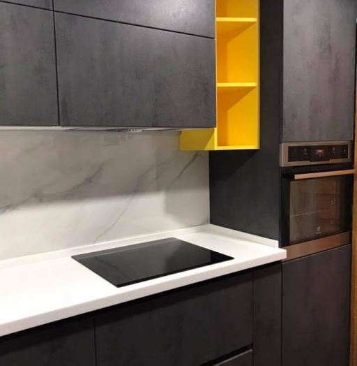 -Кухня из пластика «Модель 189»-фото24