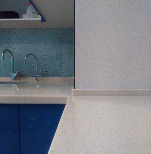 Глянцевые кухни-Кухня МДФ в эмали «Модель 428»-фото9