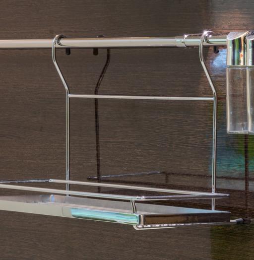 Купить зеленую кухню-Кухня из пластика «Модель 55»-фото8