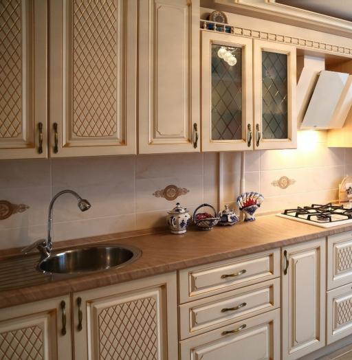 -Кухня из пластика «Модель 135»-фото15