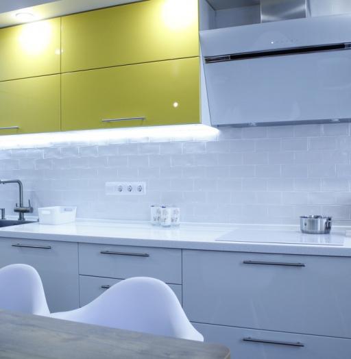 -Кухня МДФ в эмали «Модель 200»-фото15