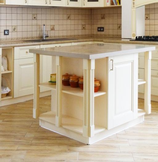 Акриловые кухни-Кухня из акрила «Модель 302»-фото3